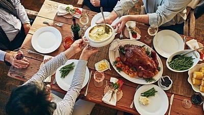 True or False Thanksgiving Trivia