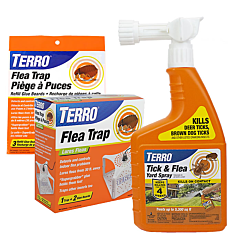 Terro® Flea Protection Kit
