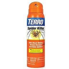 TERRO® Spider Killer Aerosol Spray