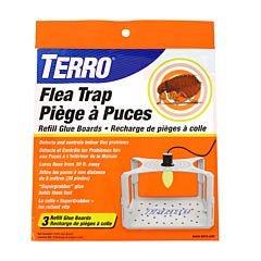 TERRO® Flea Trap Refill Glue Boards