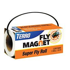 TERRO® Fly Magnet Super Fly Roll