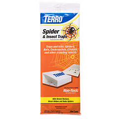 TERRO® Spider & Insect Trap - 3-Pack