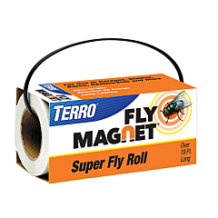 TERRO® Fly Magnet® Super Fly Roll - 6-Pack
