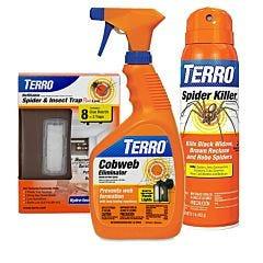 TERRO® Spider Kit