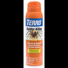 TERRO® Spider Killer Aerosol Spray - 6-Pack