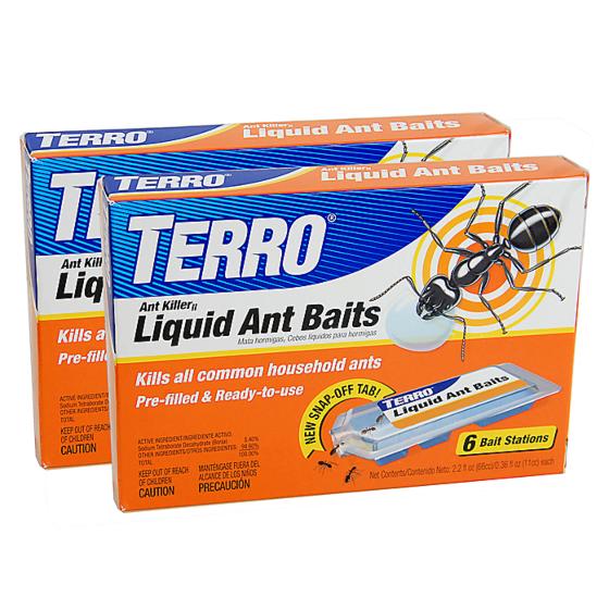TERRO® Liquid Ant Baits - 2-Pack